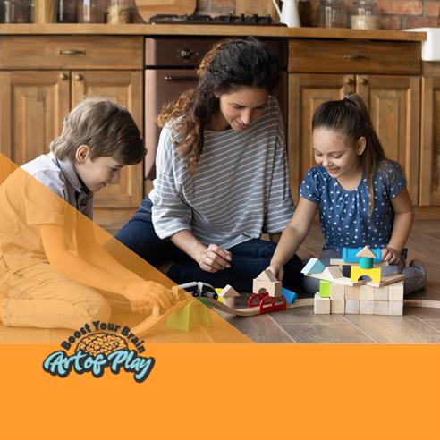 Jocurile educative - o metodă eficientă de a petrece timp cu copilul tău