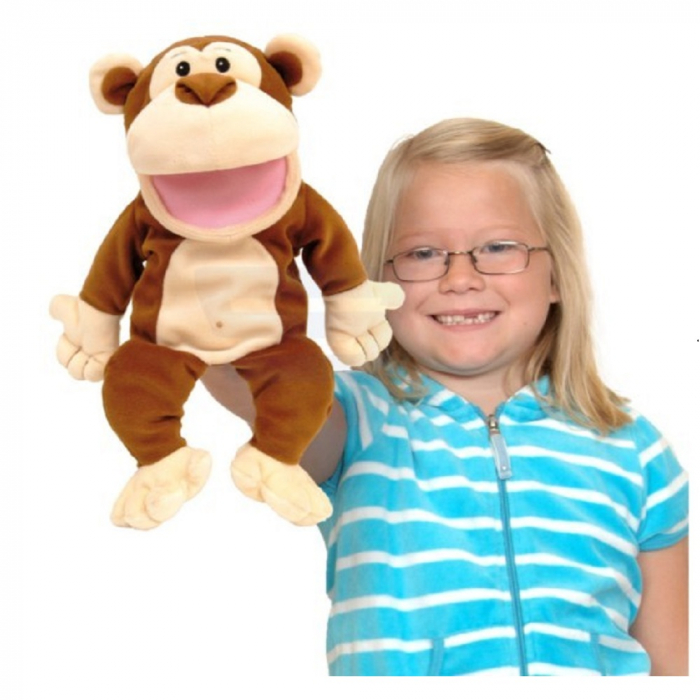 Personaj teatrul de papusi - Maimuta / Big monkey puppet [1]