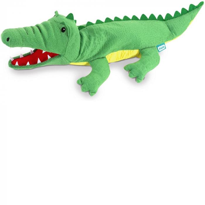 Personaj teatrul de papusi - Crocodilul / Big crocodile puppet [3]