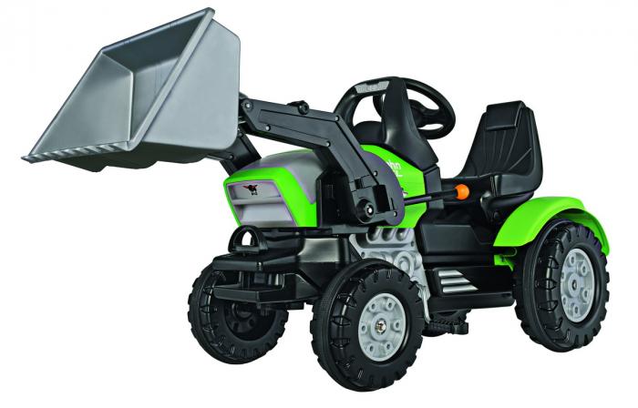 Big Tractor John XL cu pedale si incarcator [5]