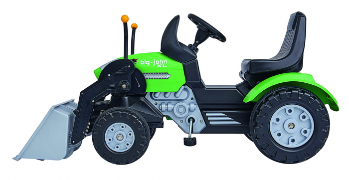 Big Tractor John XL cu pedale si incarcator [7]