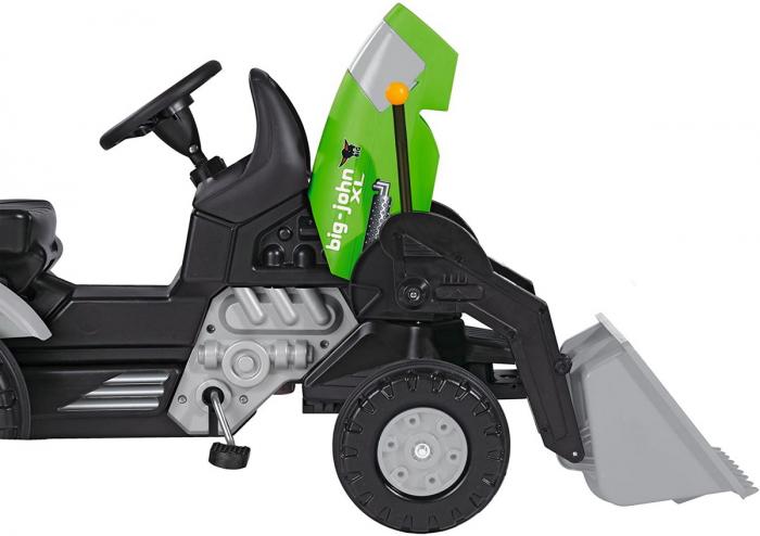 Big Tractor John XL cu pedale si incarcator [4]