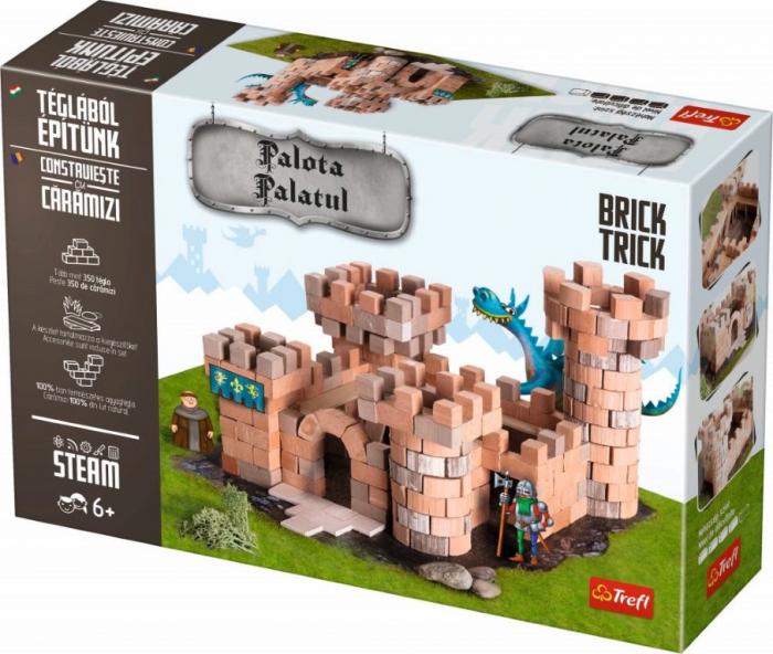 Brick Trick palatul din caramidute ceramice [1]