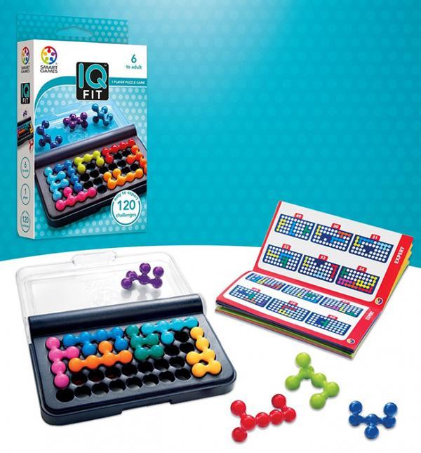 Joc educativ IQ FIT - Smartgames [1]