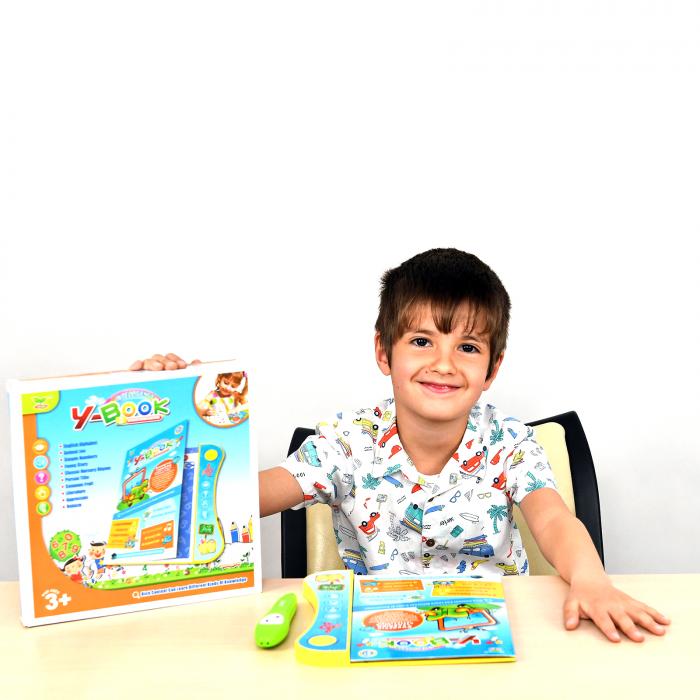 Cadou 5-7 ANI - Invatare Limba Engleza + Cub Rubik Lamaie [2]