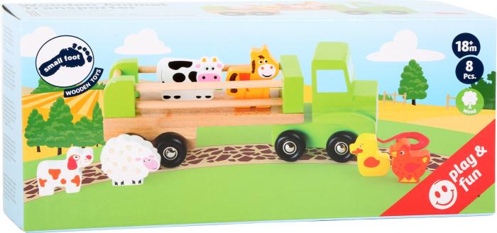Camion cu animale [2]