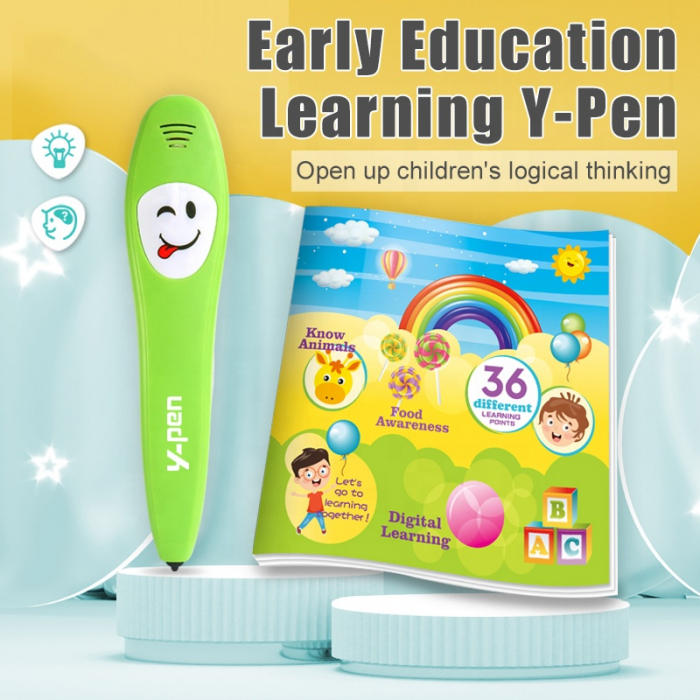 Carte cu activitati in Limba Engleza cu Creion Interactiv [2]