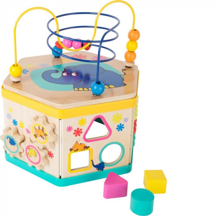 """Cub de activitati """"Soricelul si elefantul"""" - Legler [0]"""