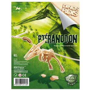Dinozaur din lemn (diverse modele) [4]