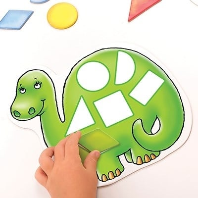 Dinozaurii cu pete / DOTTY DINOSAURS [6]