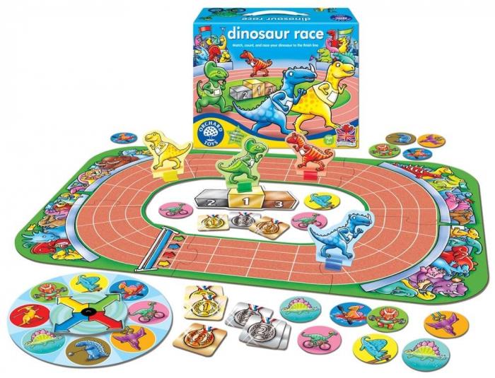 Intrecerea dinozaurilor / Dinosaur Race [1]