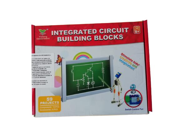 Joc constructie cu circuite integrate 59 proiecte [4]