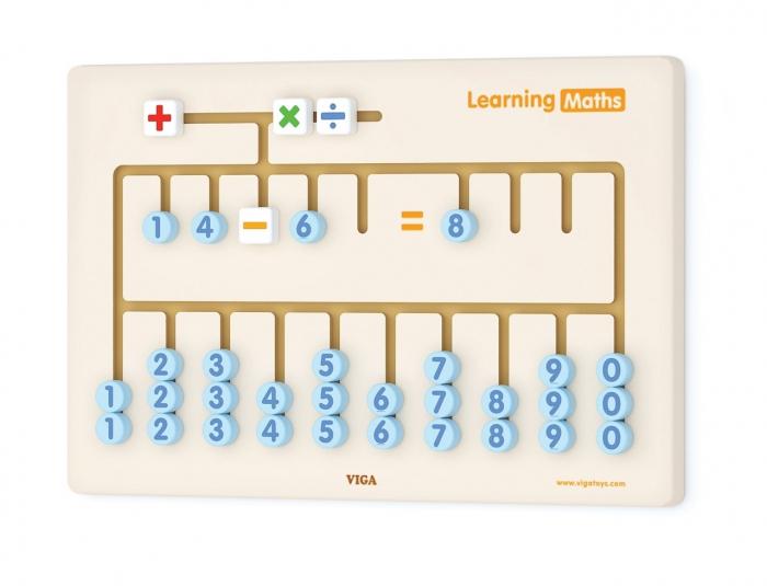 Joc de perete Matematica [0]