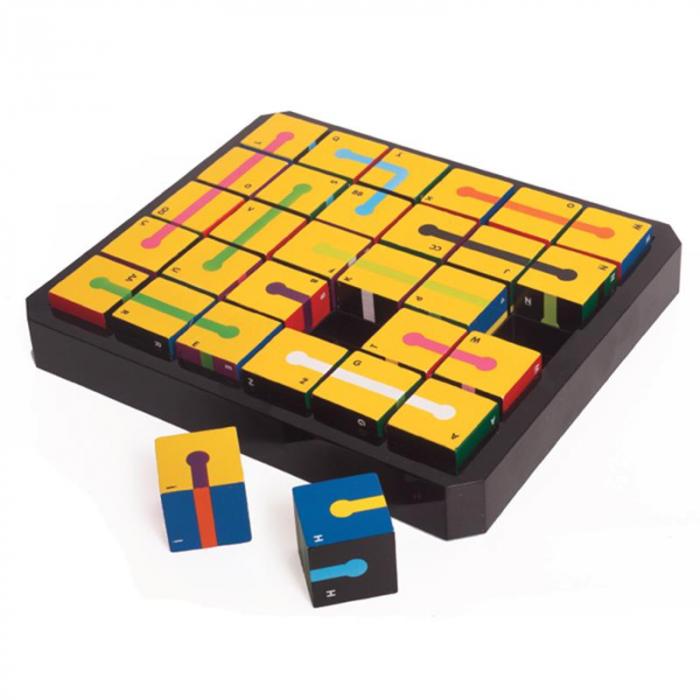 Joc educativ 30 Cubed The Happy Puzzle Company [1]