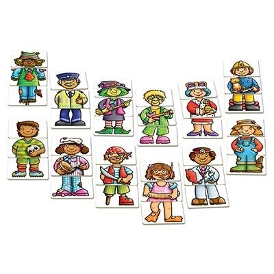 Joc educativ Asociaza personajele PICK AND MIX PEOPLE [1]