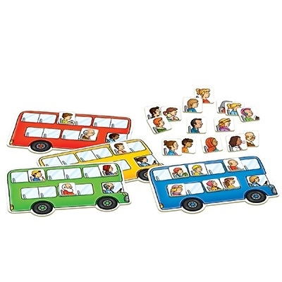 Joc educativ Autobuzul / BUS STOP [5]