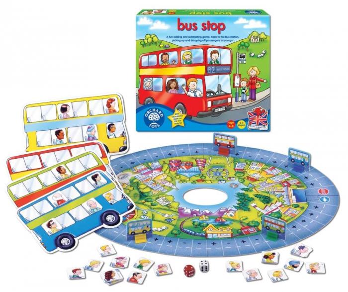 Joc educativ Autobuzul / BUS STOP [1]