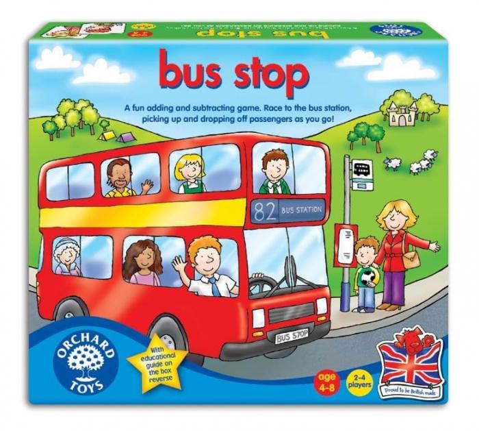 Joc educativ Autobuzul / BUS STOP [0]