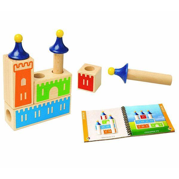 Joc educativ Castle Logix - Smart Games [1]