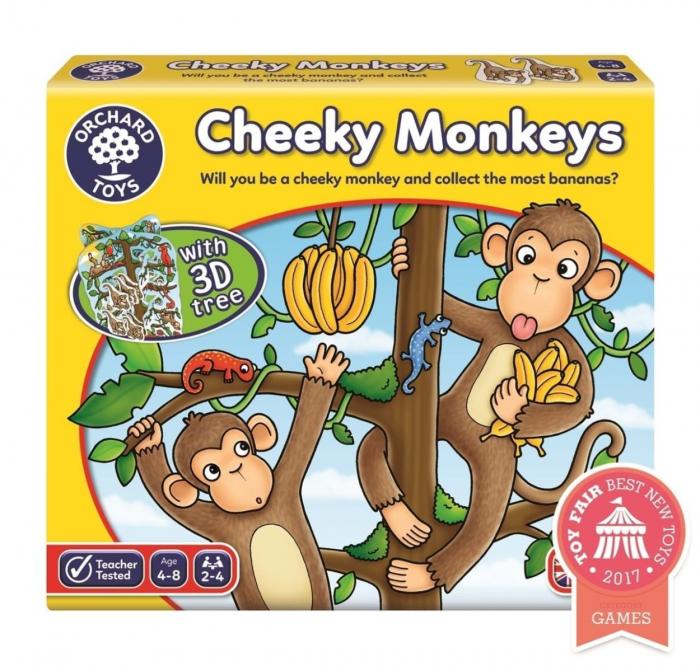 Joc educativ Cheeky Monkeys [0]