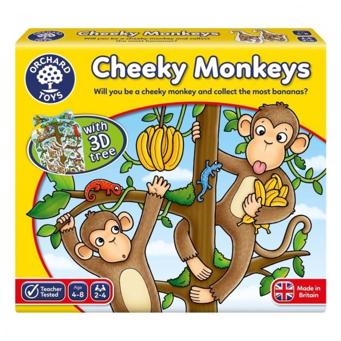Joc educativ Cheeky Monkeys [3]