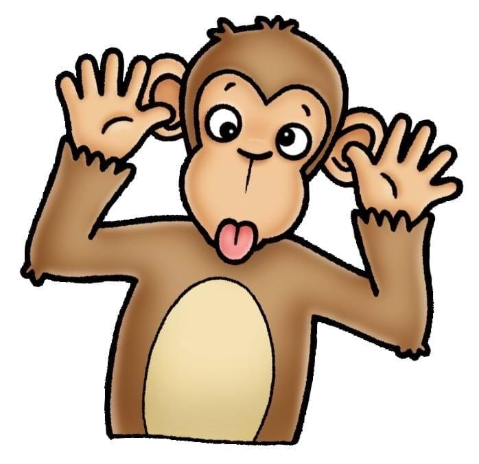Joc educativ Cheeky Monkeys [6]