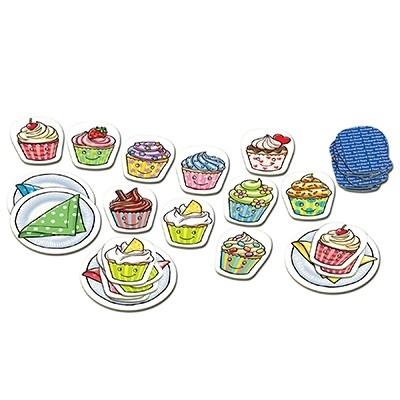 Joc educativ in limba engleza Briosa WHERE'S MY CUPCAKE? [4]