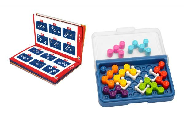 Joc educativ IQ Blox - Smart Games [1]