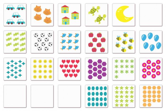 Joc educativ Primele notiuni de matematica / First Maths - Fiesta Crafts [3]