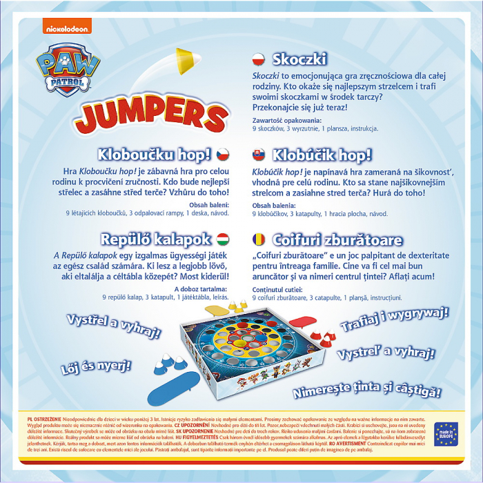 JOC JUMPERS PATRULA CATELUSILOR [3]