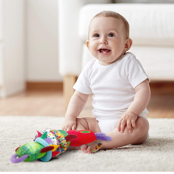 Jucarie bebelus pentru patut/carucior - Legler [1]