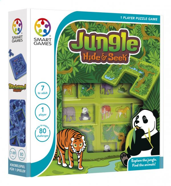 Jungle - Hide & Seek [0]