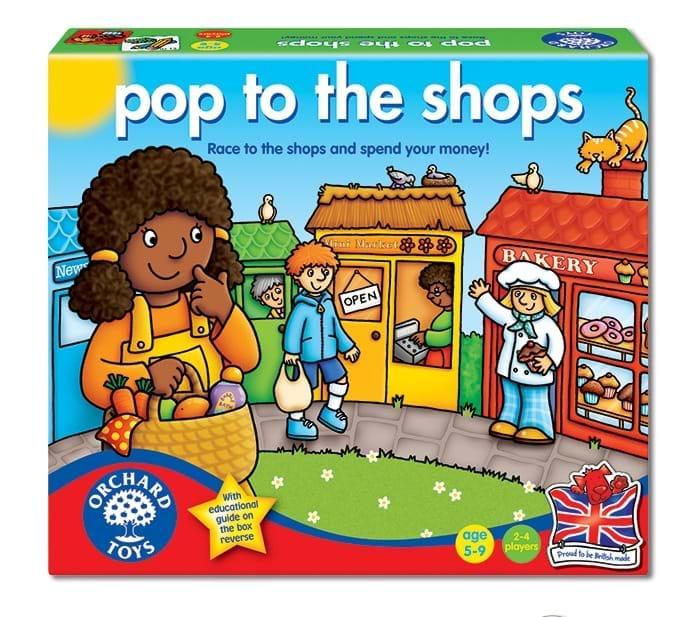 La cumparaturi / POP TO THE SHOPS [0]