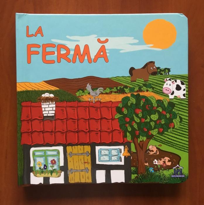 LA FERMA - SET CU PUZZLE,CARTE, FIGURINE - joc educativ Didactica Publishing House [1]