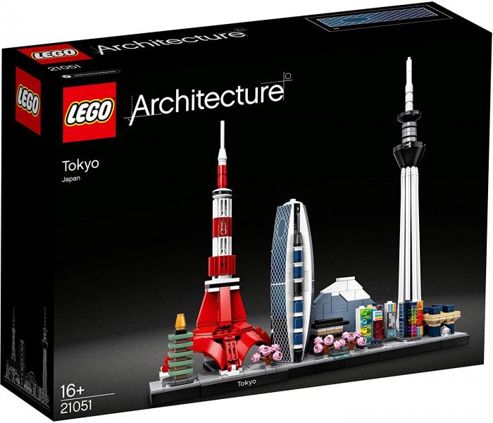 Lego Architecture  Tokyo 21051 [0]