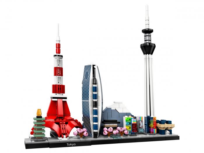 Lego Architecture  Tokyo 21051 [1]