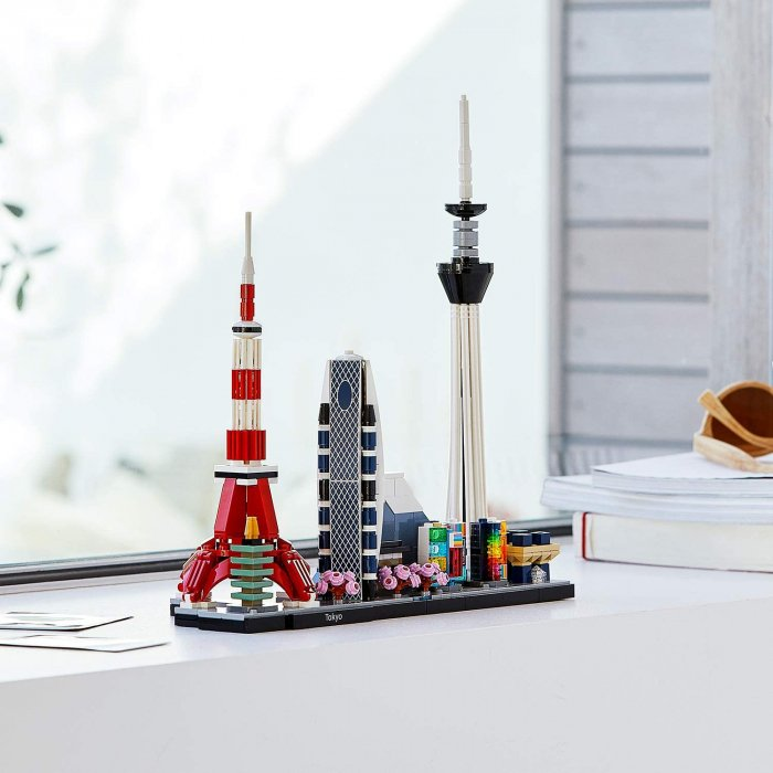Lego Architecture  Tokyo 21051 [6]