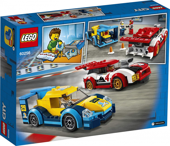 LEGO CITY MASINI DE CURSE 60256 [8]
