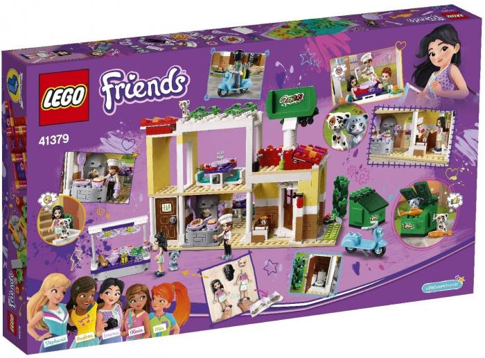 LEGO FRIENDS RESTAURANTUL DIN ORASELUL HEARTLAKE 41379 [7]