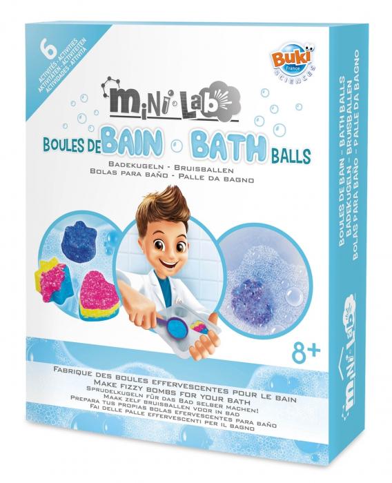 Mini - laboratorul de bile de baie [0]
