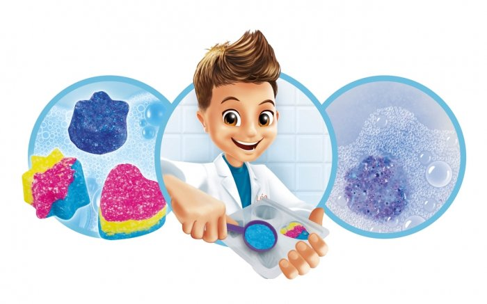 Mini - laboratorul de bile de baie [2]