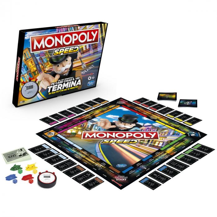 MONOPOLY SPEED [1]