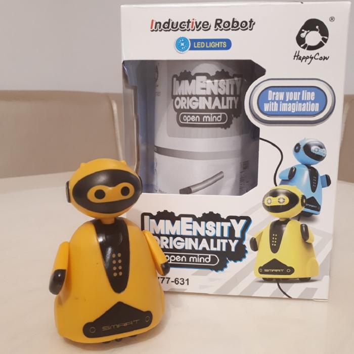 Cadou 3-5 ANI - Robotel Smart Inductiv + 2 Puzzle lemn [2]