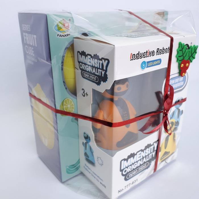 Cadou 5-7 ANI - Robotel Smart Inductiv + Set Cuburi Rubik [2]