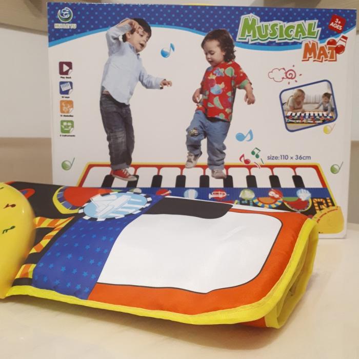 Cadou 3-5 ANI - Covoras muzical + Sticker fereastra [3]