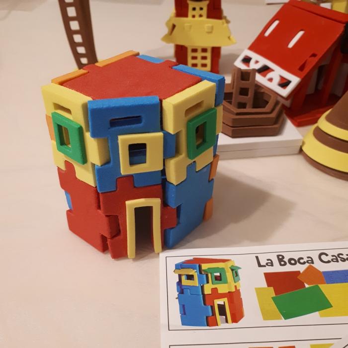 Puzzle 3D Case [3]