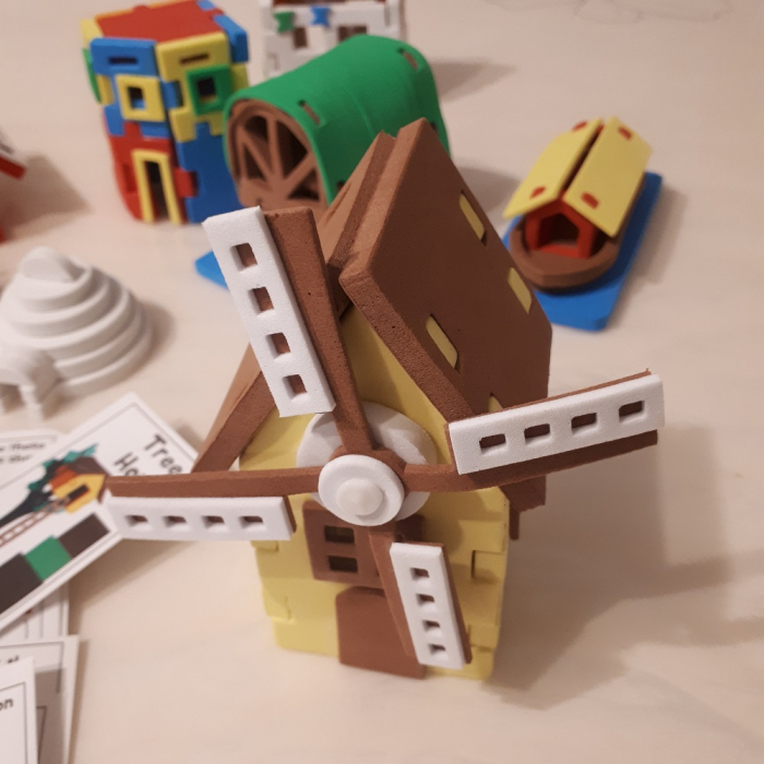 Puzzle 3D Case [2]