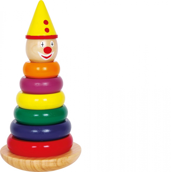 "Piramida ""Clovnul"" - Legler [0]"