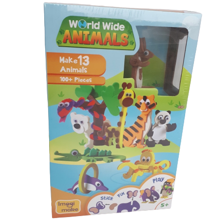 Puzzle 3D Animale [1]