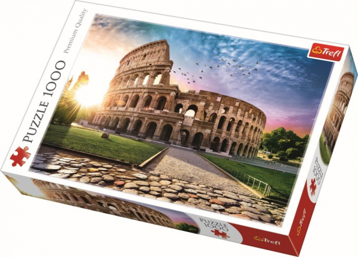 Puzzle Trefl 1000 Coloseum [0]